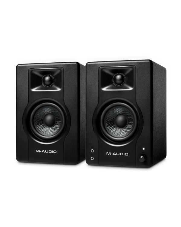 M-Audio BX3 Powered Studio Reference Monitor Pair