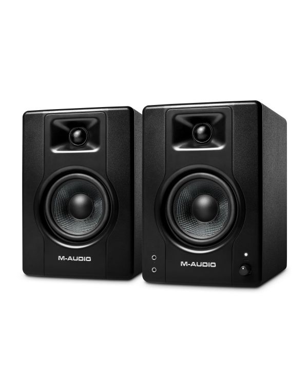 M-Audio BX4 Powered Studio Reference Monitor Pair