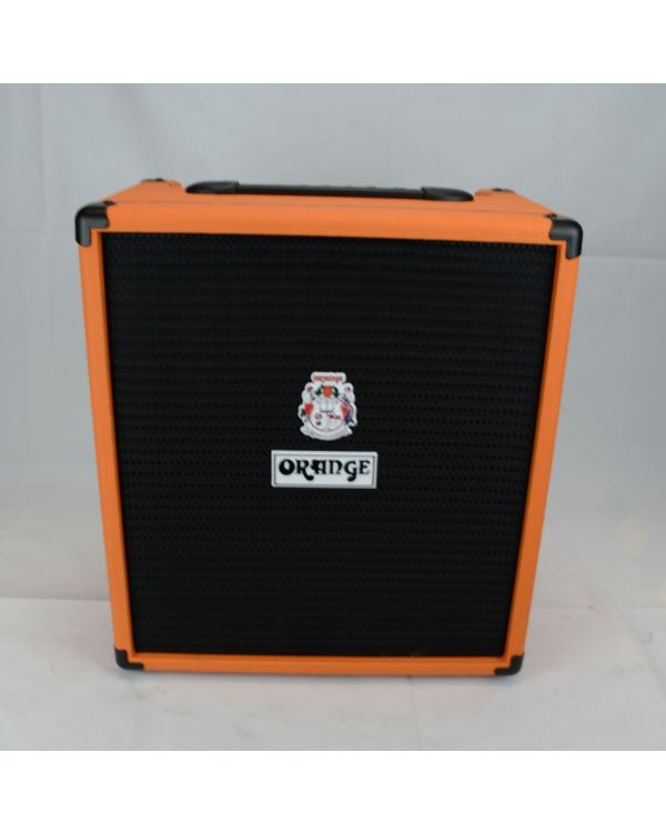 B-Stock Orange Crush Bass 50 Bass Combo Amplifier