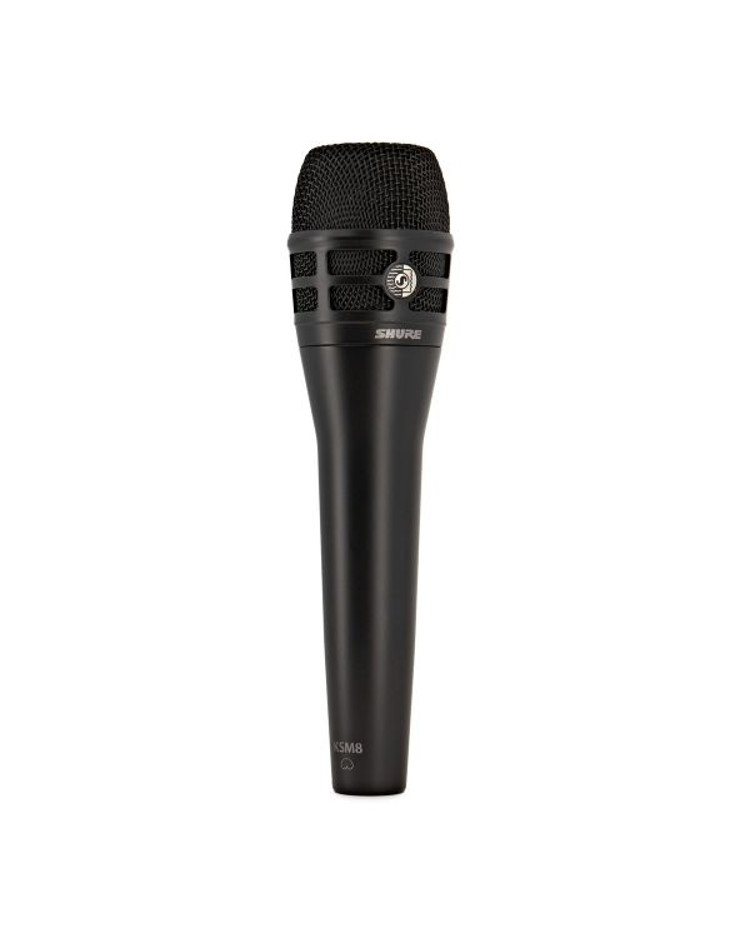 Shure KSM8 Dualdyne Microphone in Black