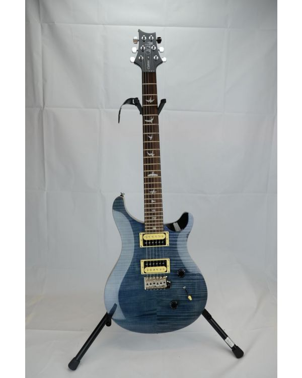 B-Stock PRS SE Custom 24 Electric Guitar Whale Blue