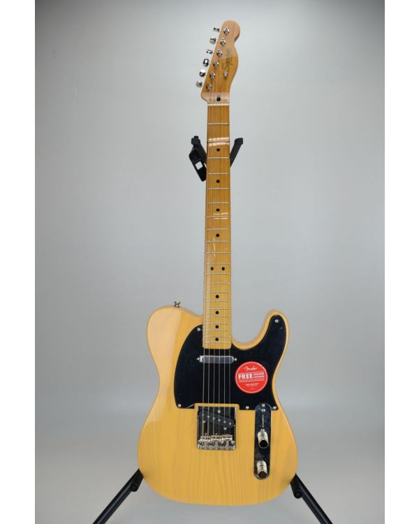 B-Stock Squier Classic Vibe 50s Telecaster MN Butterscotch Blonde