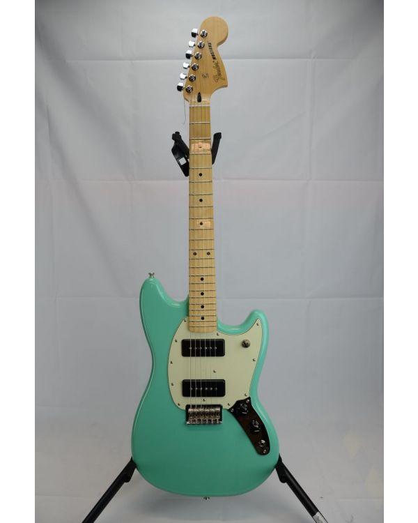 B-Stock Fender Mustang 90 MN Seafoam Green