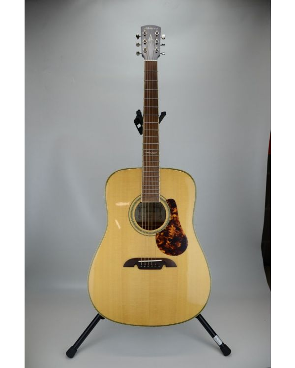 B-Stock Alvarez MD60BG Dreadnought Bluegrass Acoustic Guitar