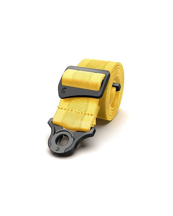 DAddario Auto Lock Guitar Strap Mellow Yellow