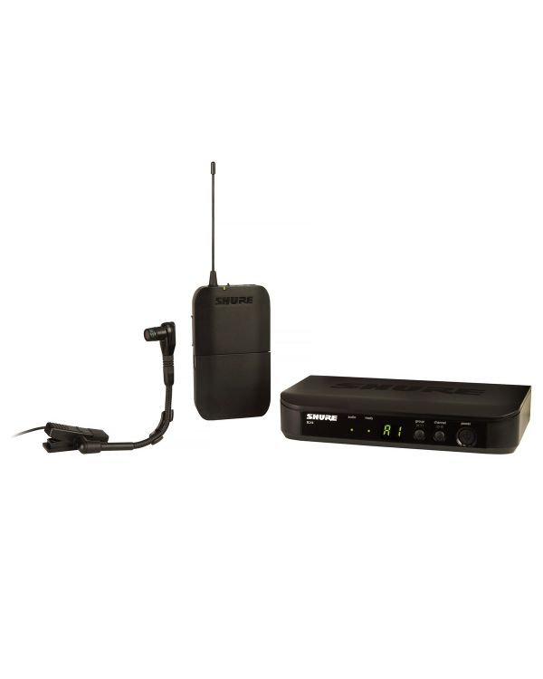 Shure BLX14/Beta 98H/C Bodypack Wireless System