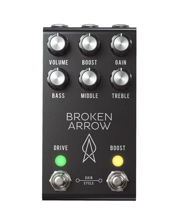 Jackson Audio Broken Arrow V2 MIDI Drive Pedal