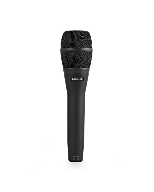 Shure KSM9 Vocal Condenser Microphone - Charcoal Grey
