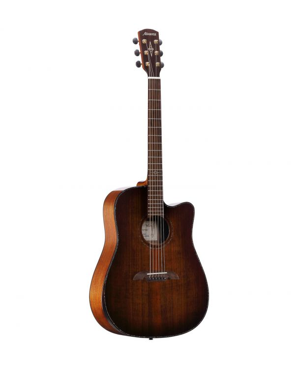 Alvarez MDA77CEARSHB Dreadnought Electro-Acoustic Guitar