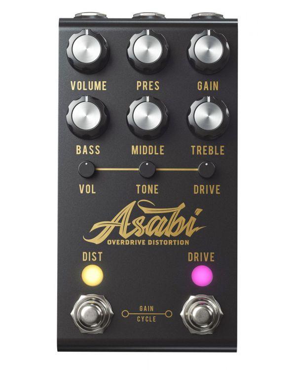 Jackson Audio ASABI Mateus Asato Signature Overdrive Pedal