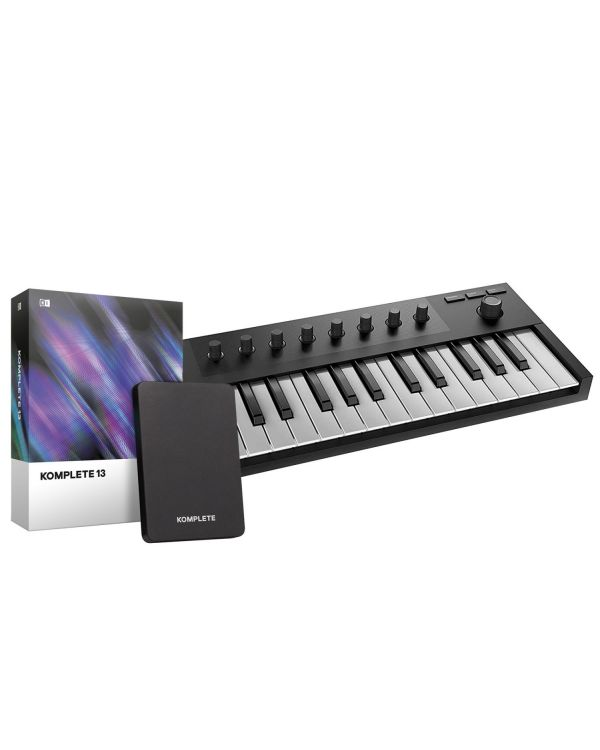 Native Instruments Komplete Kontrol M32 with Komplete 13