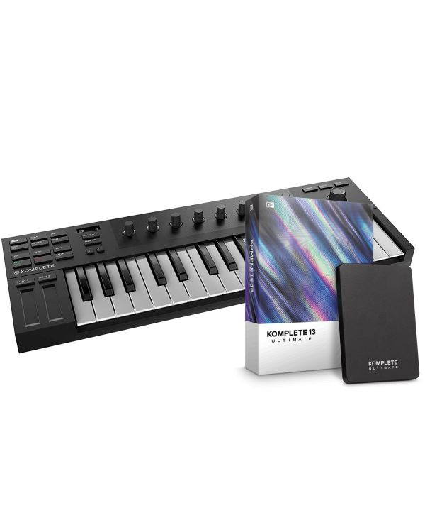 Native Instruments Komplete Kontrol M32 with Komplete 13 Ultimate