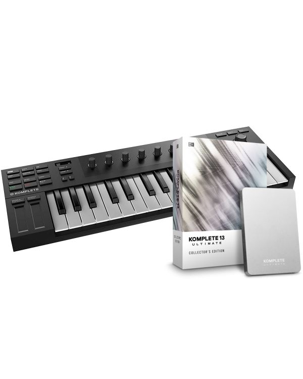Native Instruments Komplete Kontrol M32 with Komplete 13 Ultimate CE
