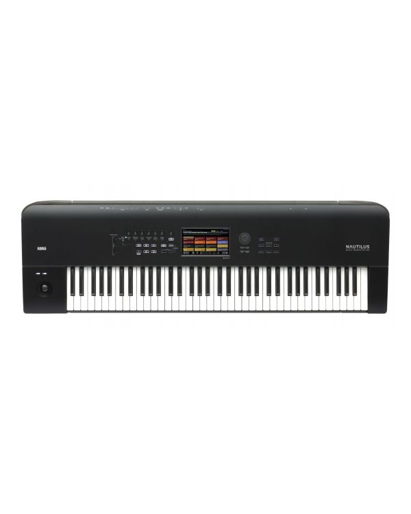 Korg Nautilus 73 Key Music Workstation