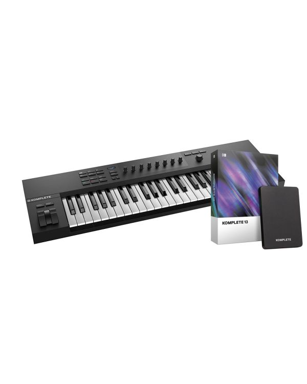 Native Instruments Komplete Kontrol A49 with Komplete 13