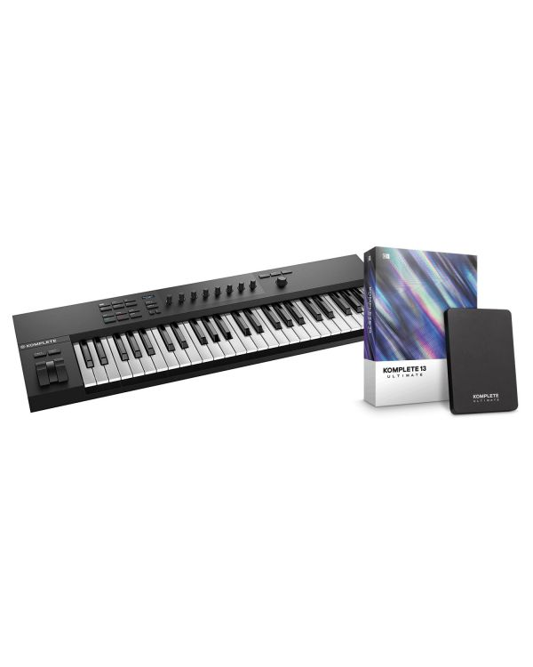 Native Instruments Komplete Kontrol A61 with Komplete 13 Ultimate