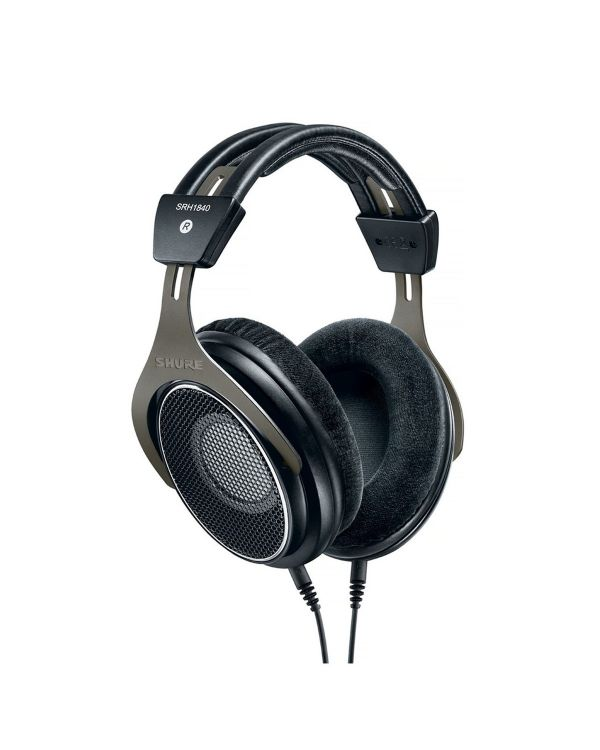 Shure SRH SRH1840-BK Open Back Headphones