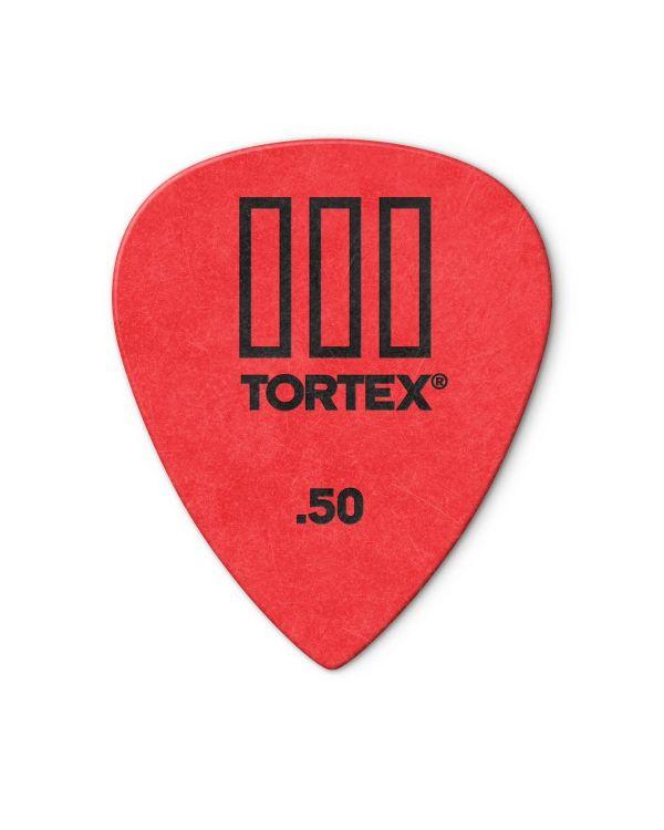 Dunlop Tortex III .50mm Player Pack 12 Picks