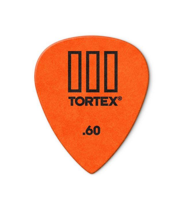Dunlop Tortex III .60mm Player Pack 12 picks