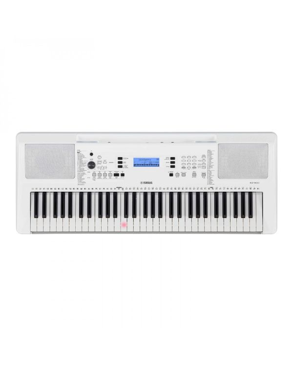 Yamaha EZ-300 Keyboard White