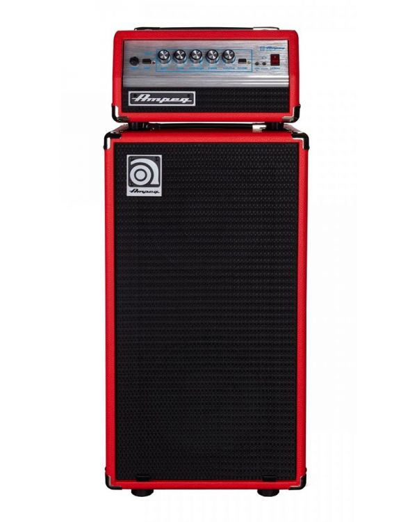 Ampeg Classic Micro-VR Stack Limited Edition, Red