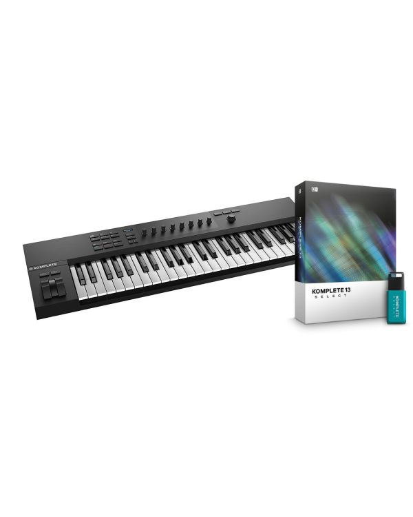 Native Instruments Komplete Kontrol A49 with Komplete 13 Select
