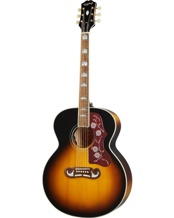 Epiphone Inspired By Gibson J-200, Aged Vintage Sunburst Gloss