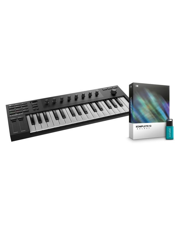 Native Instruments Komplete Kontrol M32 with Komplete 13 Select