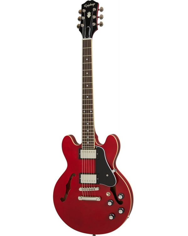 Epiphone Inspired By Gibson ES-339 Guitar, Cherry