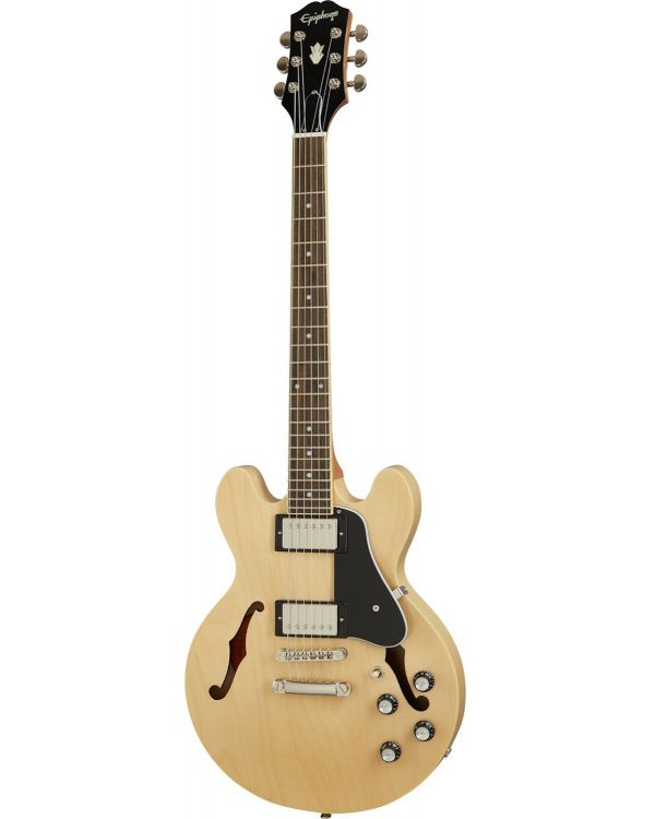 Epiphone Inspired By Gibson ES-339 Guitar, Natural