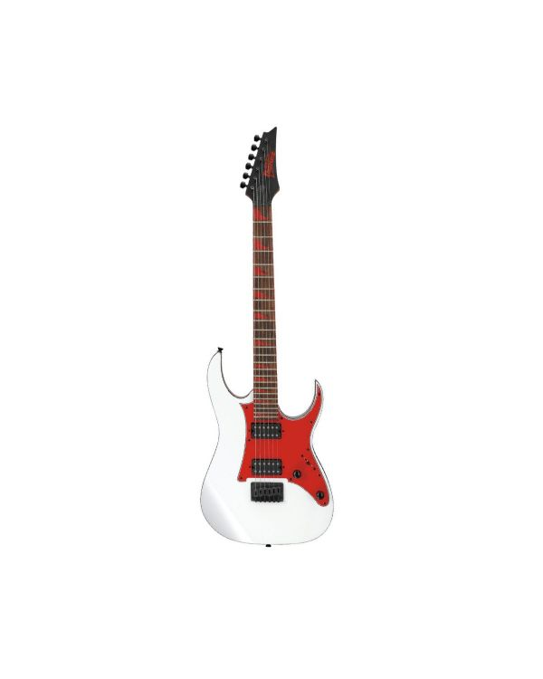 Ibanez GRG131DX Electric Guitar in White