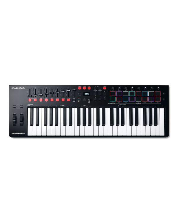 M-Audio Oxygen Pro 49 USB MIDI Controller