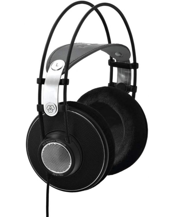 AKG K612 PRO Open Back Reference Studio Headphones
