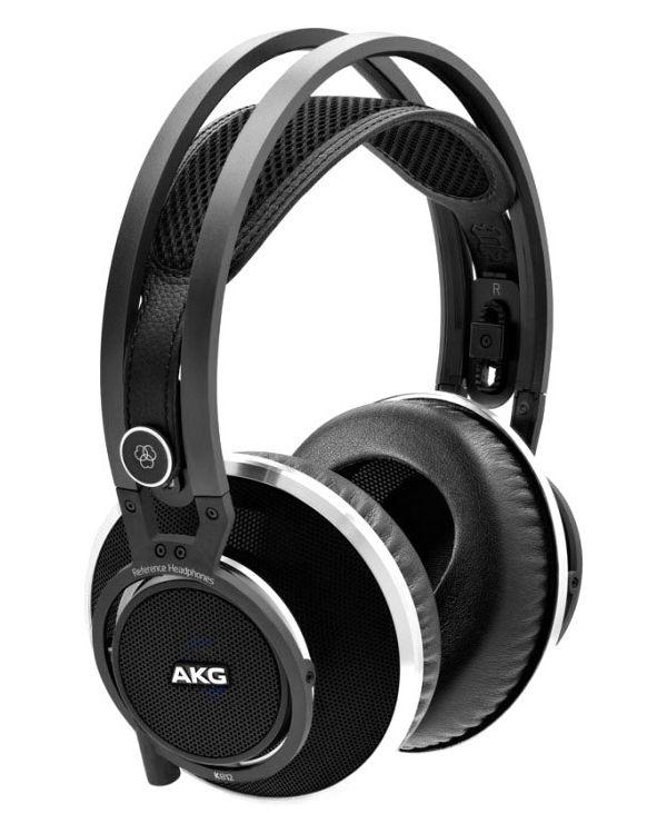AKG K821 Superior Reference Open Back Headphones