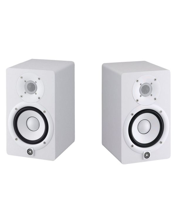 Yamaha HS5 Studio Monitor Pair White
