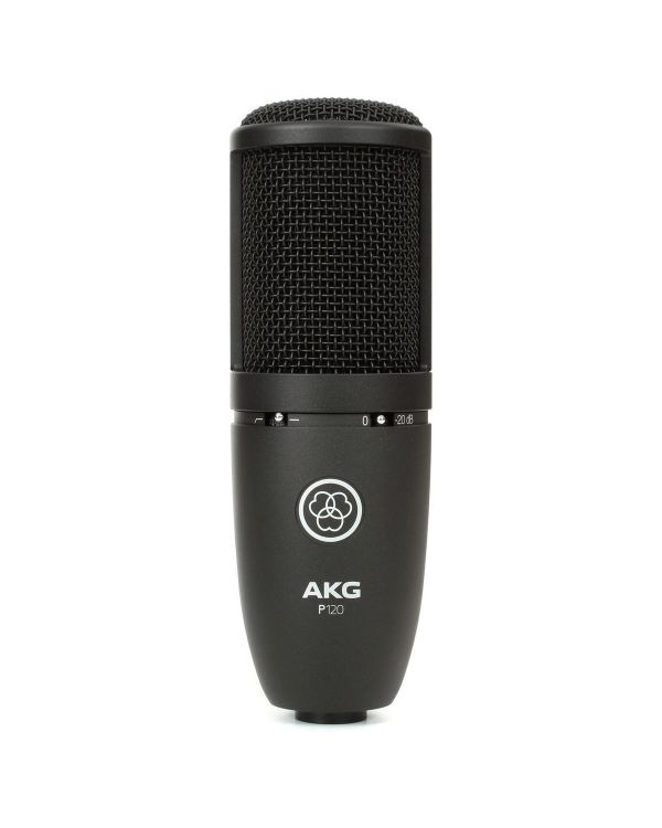 AKG P120 High Performance Large Diaphragm Condenser Microphone
