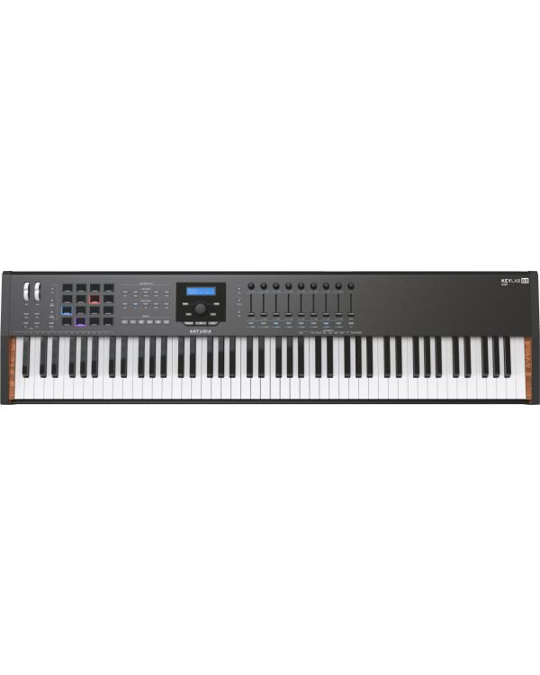 Arturia KeyLab 88 MkII Black Edition USB MIDI Keyboard
