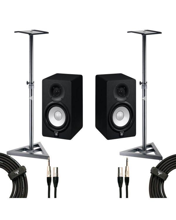 Yamaha HS5 Studio Monitor Studio Pack