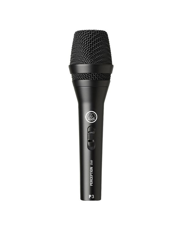 AKG P3 S Dynamic Vocal Microphone
