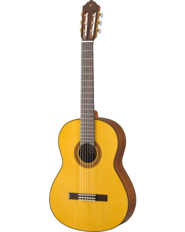 Yamaha CG162S Classical Guitar Natural