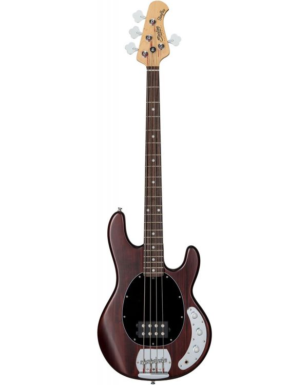 Sterling by Music Man SUBRay4 Bass, Walnut Satin