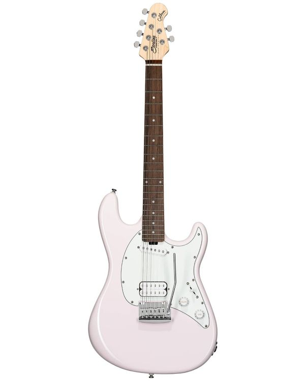Sterling by Music Man SUB Cutlass Short Scale HS, Shell Pink