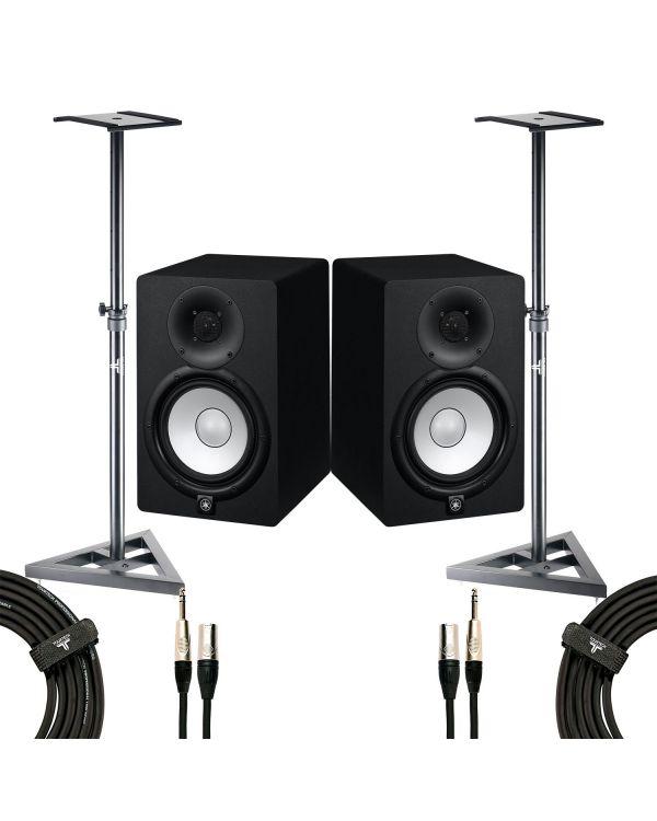 Yamaha HS7 Studio Monitor Studio Pack