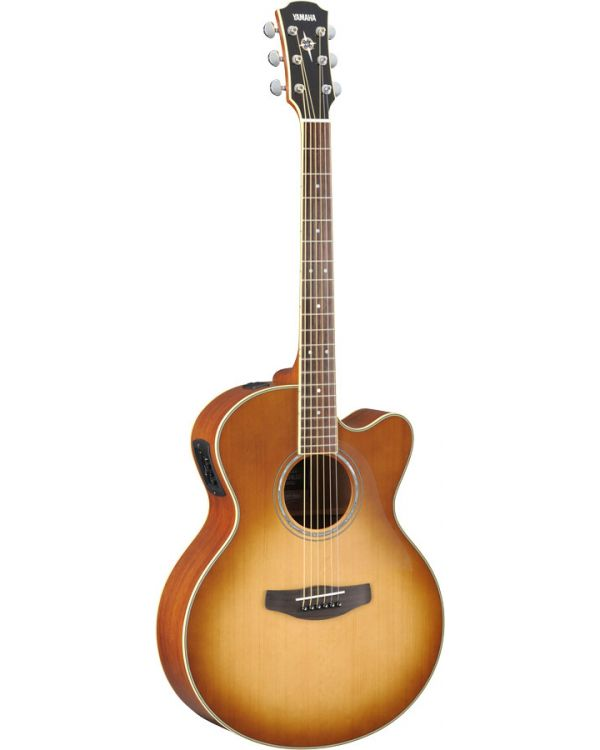 Yamaha CPX700II Electro Acoustic Sandburst