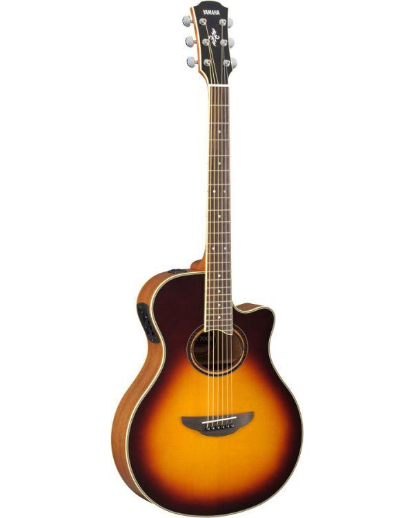 Yamaha APX700II Electro Acoustic Brown Sunburst