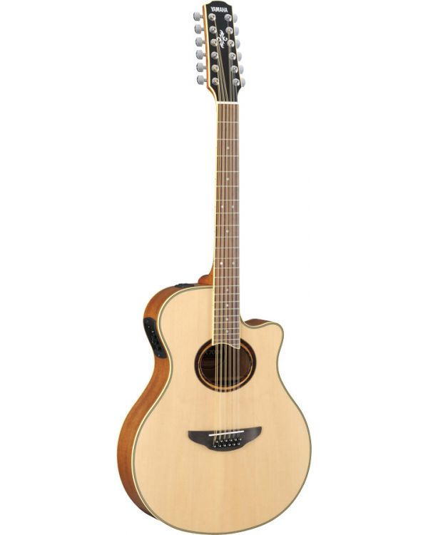 Yamaha APX700II 12 String Electro Acoustic Natural