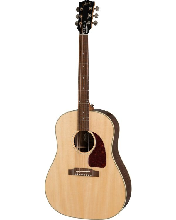 Gibson J-45 Studio Walnut Electro Acoustic, Antique Natural