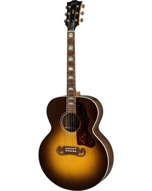 Gibson SJ-200 Studio Walnut Electro Acoustic, Walnut Burst