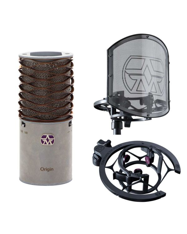 Aston Origin Condenser Microphone with Aston SwiftShield