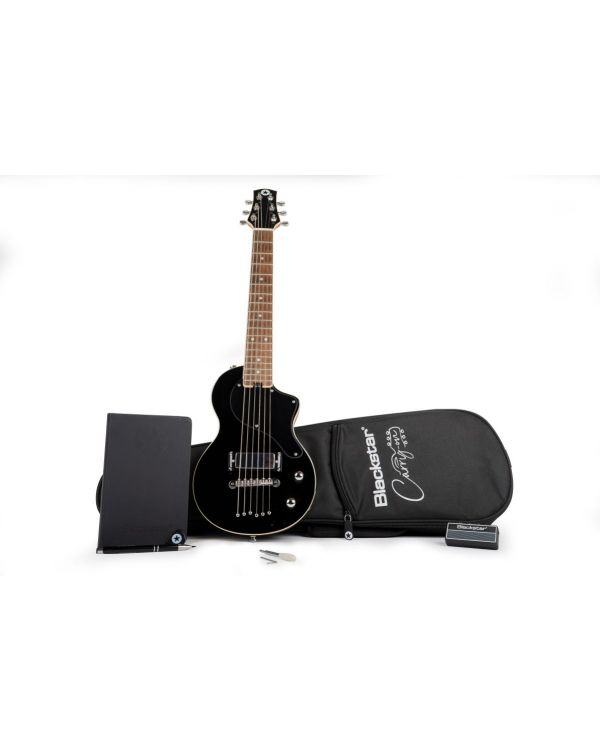 Carry-On by Blackstar Travel Electric Guitar Pack Black